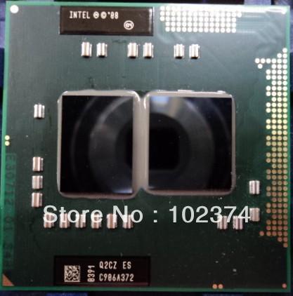laptop cpu i7 840QM Q2CZ 1.87G 2.26G 4M don't show Core I7 dual core cpu Upgrade I3 I5 suitable HM55/PM55 Series Free shipping(China (Mainland))