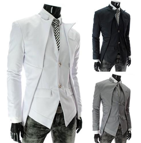 How To Wear Men's Blazers In 2013