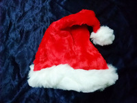 Christmas hat the dance performance wear christmas hat red hat