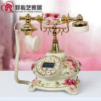 Fashion rustic telephone vintage landline phone fashion fixed machine