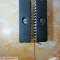 5x NEW ST M27C256B-10F1 27C256 DIP-28 EPROM IC CHIPS FOR REPAIR