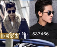 Free Shipping Wholesale 2013 New Sunglasses Female Men Polarized Sunglasses Frog Mirror Driving Mirror209 Sun Glasses