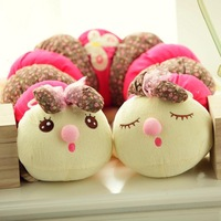 Plush toy colorful double slider caterpillar Large dolls cute doll dolls pillow