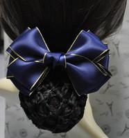 Hair accessory hair accessory bow hair accessory hair accessory net bag