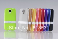 2013 new 10 colors TPU cell phone  Case For I9500 Galaxy S IV(I9500 Galaxy S IV)