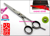 Professional 5.5inch KASHO KIV55 hair scissors/ barber scissors /hair shears made of  Japanese VG10 stainless steel,hot selling
