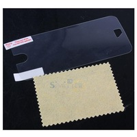 S1M# Dull Polish Screen Anti Glare Scratch Protector Cover Film for iPhone 5 5G