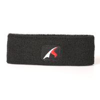 Free shipping 2467 tenfolds badminton sweat absorbing double layer towel hair circle ride elastic sports headband