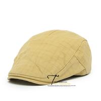 Tenji bush-rope charm elegant 100% cap cotton hat casual cap vampish beret