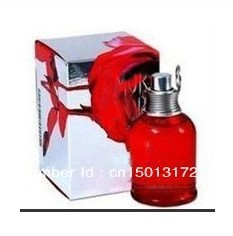 Free shipping! 100% original packing perfume EDT perfume women red
