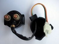 Starter Solenoid Relay for ATV Dirt Bike Quad MOTORCYCLES Scooter 125cc