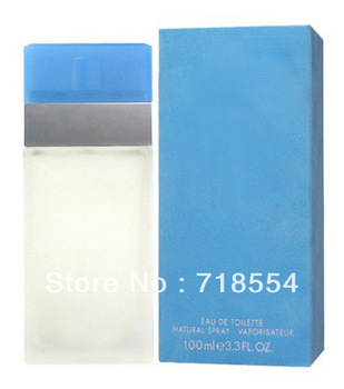Light blue car perfume car perfume 100 ml original package , free shipping !