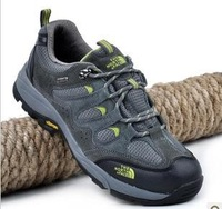 New special hot male models cushioning breathable waterproof hiking shoes men wear