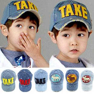 Small die 2013 autumn and winter beanie baseball cap sunbonnet take onta cap child hat 6656