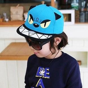 Free shipping!2013 hot sale fashion designer Child baseball cap baby hat  autumn cap child male female bonnet