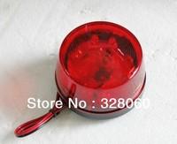 1 Piece LED Light &strobe light & alarm siren 4 color optional+free shipping