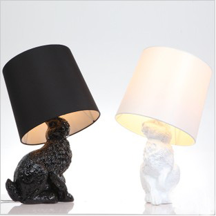 Modern lighting fashion table lamp bed-lighting