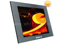 Front waterproof 10.4 inch High Birght Marine LCD Monitor