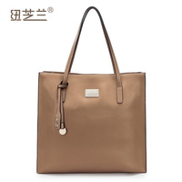 2013 new top real leather shouder handbags lady women Series vertical hydrat cowhide shoulder bag bronze color