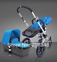 2013 Best-selling Baby Bugaboo Pushchair!!!3 Position Reclining Seat Bugaboo Pram,Comfortable Cheap Bugaboo Stroller on Sale