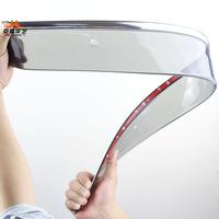 PC Injection Window Peark Rain Guards Visor Deflector Sun Shade for Chevrolet Captiva