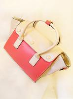 2013 new handbag shoulder bag diagonal retro pink bat bag foreign trade good qualtily