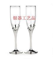 Lenox wedding mug champagne glass lovers hanap marriage original gift box