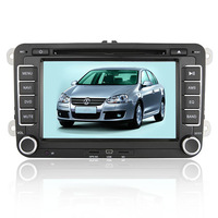 car dvd player car gps navigation double din dvd with radio tv and gps navigation special for VW Volkswagen PASSAT 2012