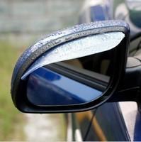 Retail 2287 car decoration rear view mirror embedded rain or shine gear rain gear auto supplies  (DM)