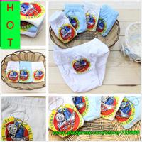 Stock Supply children cotton underwear ,  cartoon pattern , children briefs , wholesale children underwear