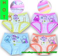 Stock Supply the latest version  children underwear wholesale girl boxer briefs