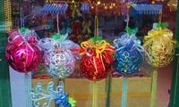 Lotte 2013 christmas bells christmas decoration christmas pendant