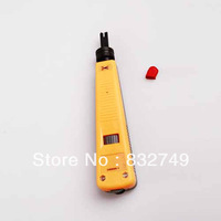Network RJ45 RJ11 Wire Cut Off Impact Punch Down Tool
