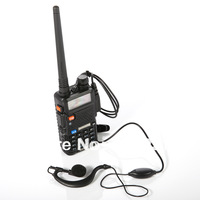 Free Shipping!BaoFeng UV-5R 136-174/400-480 MHz Dual-Band DTMF CTCSS DCS FM Ham Two Way Radio