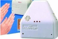 Free shipping HK post  The Clapper 110v , 220v ,in stock Clap on Clap off! Sound Activated Light switch