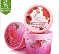 100g/PCS,2pCS/set,nature rose hands chamfer gel+hand care cream, whitening moisturizing smoothing for all skin!