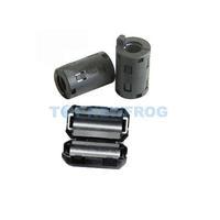 T2N 9mm For A V Data Cable Black Diameter Shield EMI RFI Filtering Magnetic Ring