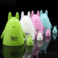 Car solid perfume  totoro balm car perfume decoration accessories car perfume vehienlar balm supplies
