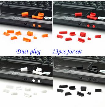 13pcs/set Silicone dust plug for laptops USB dust cleaner Netbook dust plug compatiable clean computer accessories