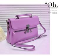 2013 new design classic leather women handbag fashion cow leather shouder bags 3pcs