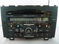 Original new Matsushita 6 CD changer CQ-EH70COUD for CRV car radio 39100-SWA-P321-M1 6-COMPACT DISC