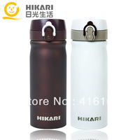 Stainless steel vacuum bottles of men's and women children  car cup water kettle