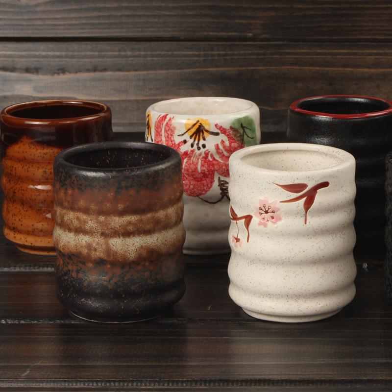 Японские чаши для чая