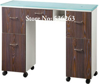 Beauty Equipment Salon Furniture Manicure Nail Art Desk with cheap price