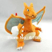 Pokemon plush Charizard Plush Pokemon Plush stuffed toys 13 inch: 1pcs  Good quality In stock