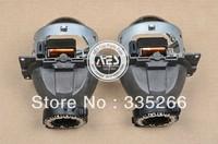 AES GK Q5 3.0inches HID bi-xenon light headlight projector,car lamp lens,cheap EMS shipping