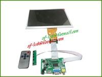 HDMI+VGA+2AV Driver board+8inch 800*480 AT080TN64 lcd panel