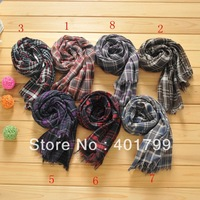 Free shipping hot sale fashion style women fall and winter scarf 184x64cm