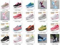 2014 new women's sneaker women's casual fashion sneaker for women running shoes 20 models, size:35-40 free shipping