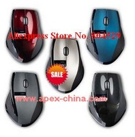 Wireless Optical Mouse Taiwan famous EMC chipset inner mini receiver hot-selling freeshipping wholesales